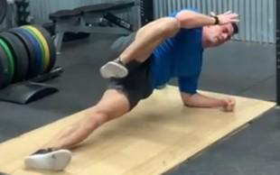 12-minutni trening za celo telo (brez dodatne opreme)