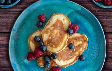 Kokosove palačinke za zajtrk (kdo pravi, da ne more biti zdravo?)
