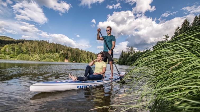 Rekreativni dan na Gradiškem jezeru (foto: FOTO: Klemen Razinger)