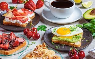 Ali izpuščanje zajtrka pomaga shujšati? (odgovarja priznani slovenski trener in nutricionist)