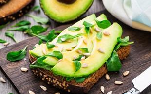 Zelo dobri razlogi, zakaj v prehrano vključiti avokado