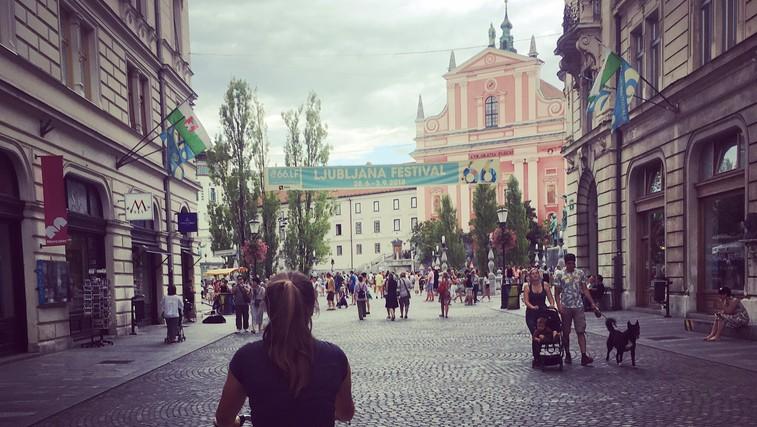 Ljubljana domače turiste vabi z dvodnevnimi paketi. Posebne ponudbe za družine! (foto: DDD)