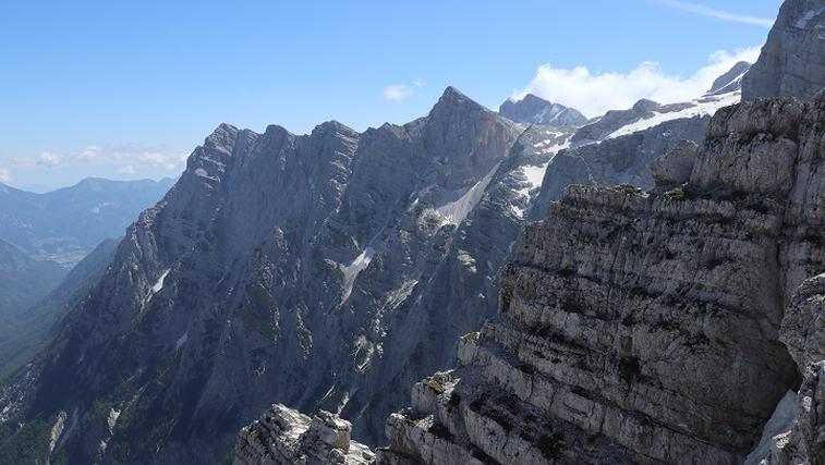 Bambergova pot na Triglav – ena najlepših, a tudi najzahtevnejših visokogorskih tras v Sloveniji je Naj planinska pot 2020 (foto: Irena Mušič Habjan)
