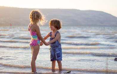 ZPS test sredstev za zaščito pred soncem za otroke: Na vrhu »hišne znamke« štirih trgovcev
