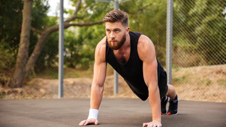 Ena vaja, ki jo potrebujete, da boste gradili mišice in kurili maščobo (Koliko jih naredite v 1 minuti?) (VIDEO) (foto: Profimedia)