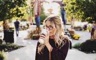 5 pozitivnih učinkov kave, na katere morda niste pomislili