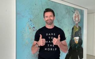Hugh Jackman je sprejel izziv s sklecami, ki je ta trenutek pravi hit na družbenih omrežjih! Zmorete tudi vi? (VIDEO)