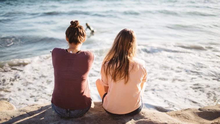 """""""Odkar imam lupus, sem slaba prijateljica"""" (o tem, kakšnih prijateljev ne potrebujete) (foto: unsplash)"""