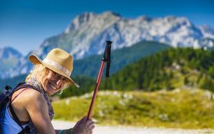 7 zanimivih in najlepših pohodniških poti po Sloveniji
