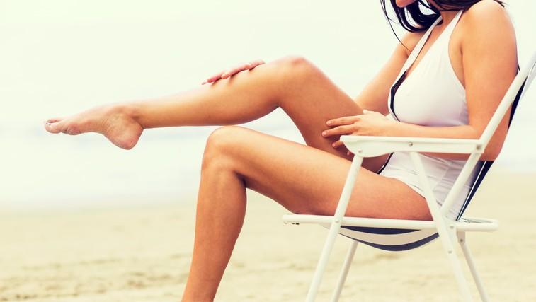 Kaj poleti pomaga proti razdraženi koži na notranjem delu stegen? (foto: profimedia)