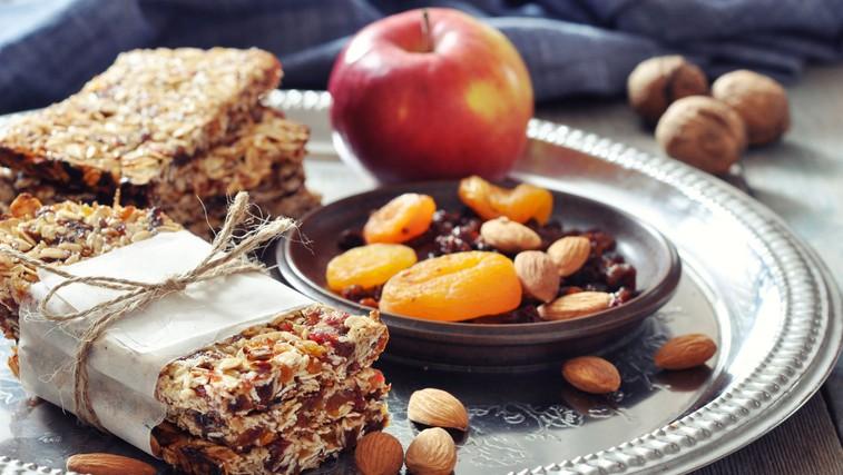 Slasten prigrizek: domače jabolčne rezine (foto: profimedia)