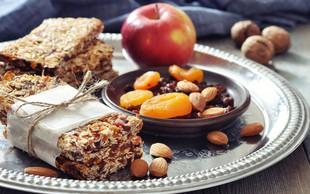 Slasten prigrizek: domače jabolčne rezine
