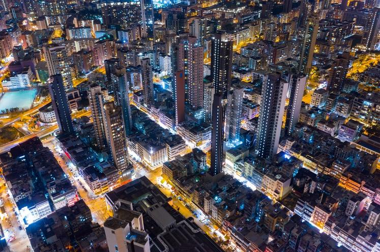 20. HONG KONG SAR, Kitajska — 8,23 milijonov popotnikov