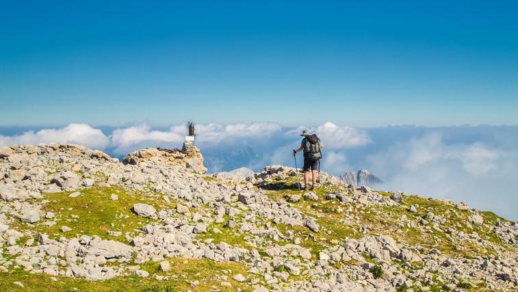 Za obiskovalce gora: Kako veste, da prihaja nevihta in kaj storiti, če se ne morete umakniti v dolino ali v kočo (foto: Profimedia)