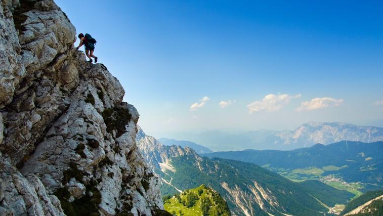 Pomembno za obiskovalce gora: Zaprte planinske poti (foto: Profimedia)