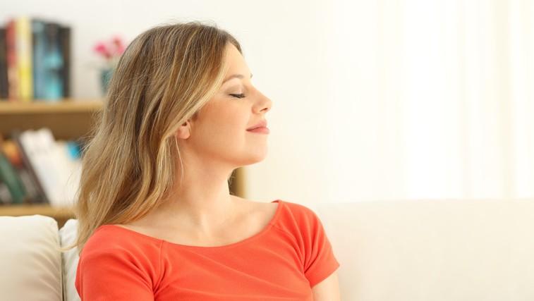 4-4-4-4 – preprosta tehnika dihanja, ki premore izredno poživljajočo moč in poskrbi za osredotočenost v trenutku (foto: Profimedia)