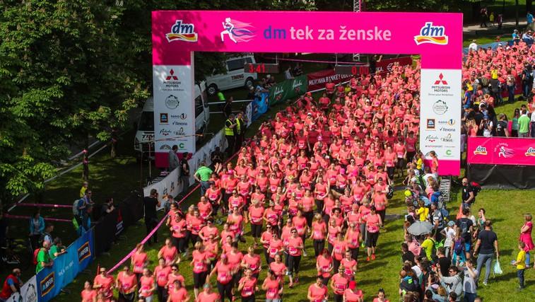 Jubilejni 15. dm tek za ženske prestavljen na 2021 (foto: Promocijski material)