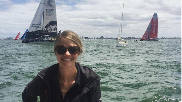 Jessica Watson - najstnica, ki je z jadrnico sama obplula svet, bo dobila še svoj film (foto: Instagram)