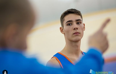 Čudežni deček slovenske atletike - Sandro Jeršin Tomassini, skakalec v višino