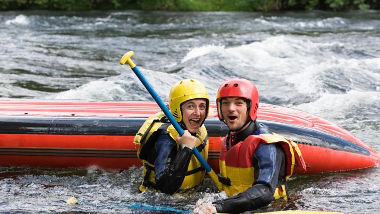 TOP 3 (adrenalinske) aktivnosti v Sloveniji, ki jih morate doživeti še to poletje! (foto: Profimedia)