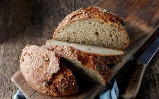 Kaj pa kruh? Je zares tako nezdrav? (odgovarja: Mario Sambolec)