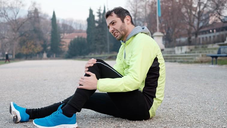 Česa NIKOLI ne smete reči poškodovanemu tekaču? (Če se mu nočete zameriti do konca življenja) (foto: profimedia)