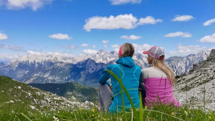 Pazi, s kom greš v gore (foto: Ana Vehovar)