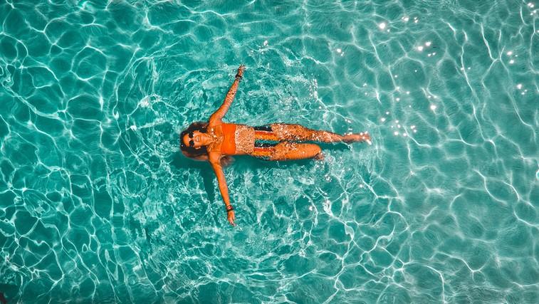 6 razlogov, zakaj je plavanje odlična vadba! (foto: unsplash)