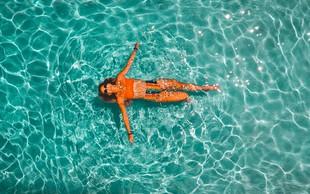 6 razlogov, zakaj je plavanje odlična vadba!