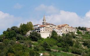 Buzet -  srce severne Istre! Mesto tartufov in bogate zgodovine