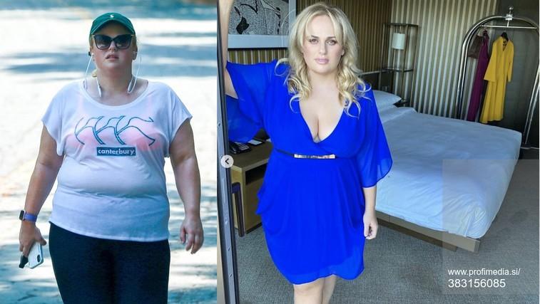 Rebel Wilson želi do konca leta tehtati vitkih 75 kilogramov: česa se drži? (foto: profimedia)