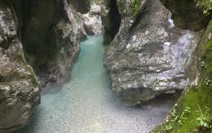 Za pustolovce: soteske in korita po Sloveniji, ki jih morate nujno obiskati!