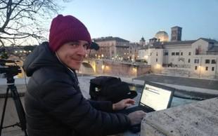 Karantena. Rim: Janko Petrovec, dopisnik iz Rima, je napisal knjigo v obliki dnevnika iz karantene in spominov na druge nesreče