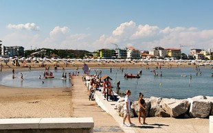 Ideja za izlet na morje: romantični Caorle (le uro in pol iz Ljubljane)