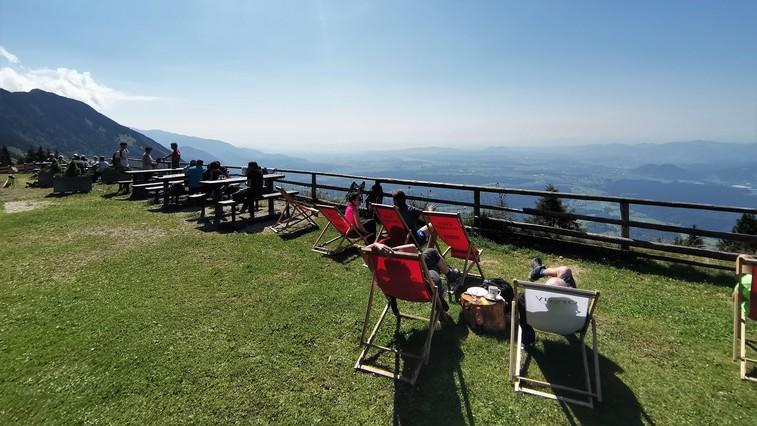 Kriška gora (1417 m) - Instagram gugalnica, razgled in odlični štruklji (foto: DDD)