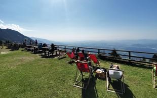 Kriška gora (1417 m) - Instagram gugalnica, razgled in odlični štruklji