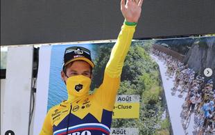 Rogliču etapa in skupna zmaga v Franciji (3 dnevi - 3-krat stopničke in 2-krat etapna zmaga)