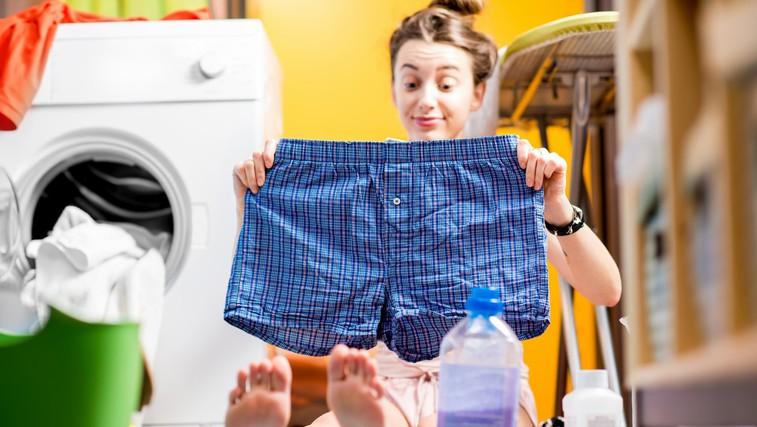 So vaša čista oblačila v resnici čista? Preizkusite ta trik! (VIDEO) (foto: Profimedia)