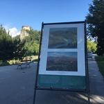 Pred skokom v jezero še na ogled razstave Podobe raja: Bled na platnih slovenskih slikarjev (foto: LTD)