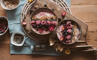 Tako pripravite fantastičen zajtrk: kosmiči, slastni prelivi, posipi in drugi namigi