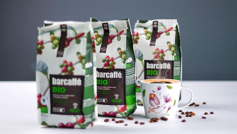 Skrb za okolje: Barcaffè z embalažo brez aluminija (foto: Promocijski material)