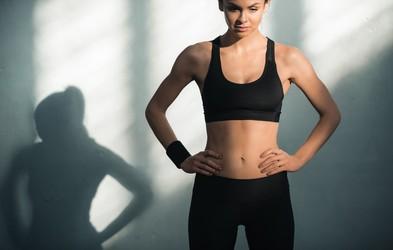 Vaja za čvrsto telo, ki jo lahko naredite kjerkoli (brez pripomočkov in športnih oblačil)