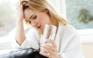 To se lahko zgodi, če pride do pomanjkanja posameznih vitaminov B