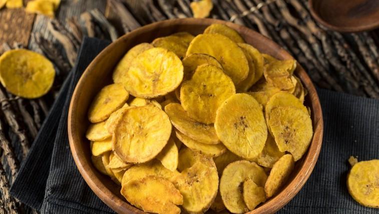 RECEPT: Bananin čips – v slani, sladki in pekoči različici (foto: Profimedia)