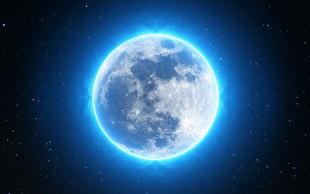 Prihaja polna luna - veča se naša občutljivost