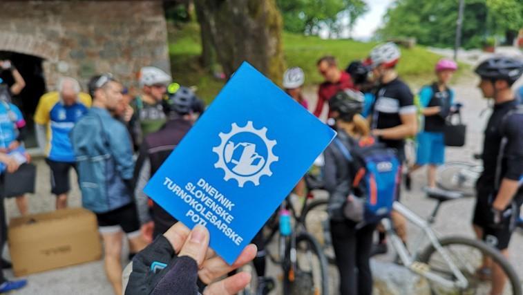 Pripravite se na sončen vikend! Največji turnokolesarski izlet v Sloveniji:  41 tras, 1850 km v enem dnevu (foto: Manca Ogrin/PZS)