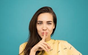 Top 10 skrivnosti, ki jih ne delimo z nikomer (in kaj vaše skrivnosti povedo o vas)
