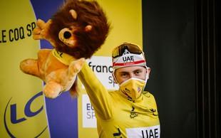 Pogačar na Touru zaslužil več kot pol milijona evrov