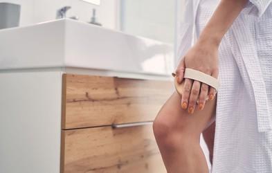 Kako deluje suho krtačenje kože?
