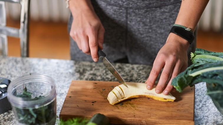 """Ste že slišali za """"Raw till 4 diet""""? Takšen je jedilnik veganke Leanne Ratcliffe znane kot """"Bananagirl"""" (foto: profimedia)"""